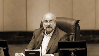 پاسدار قالیباف رئیس مجلس ارتجاع