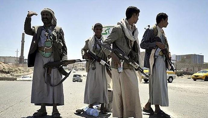 شبهنظامیان حوثی در یمن