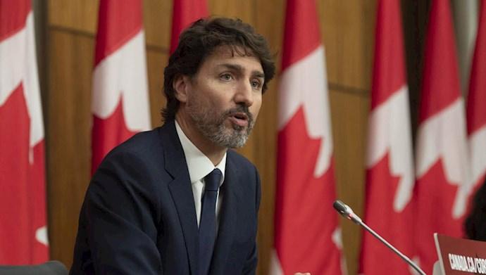 نخست وزیر کاناداجاستین ترودو