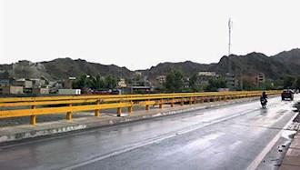 جاده ترانزیتی سرباز به چابهار