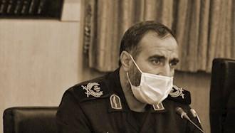 پاسدار علی ملک شاهکوهی سرکرده سپاه در گلستان