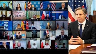 نشست ائتلاف جهانی علیه داعش بدون حضور رژیم ایران