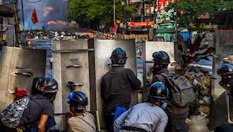 درگیریهای میانمار