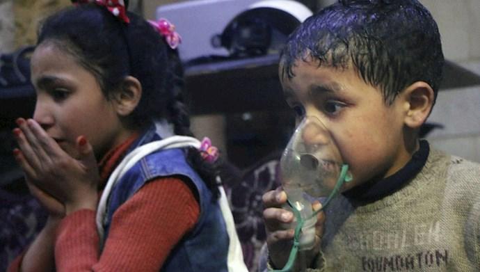 حمله شیمیایی به دومای سوریه در سال ۲۰۱۳