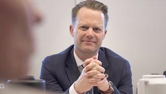 یپه کوفود وزیر خارجه دانمارک