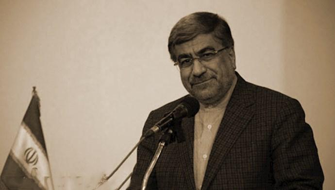 علی جنتی وزیر سابق ارشاد رژیم آخوندی