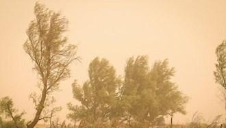 آلودگی هوا در زاهدان