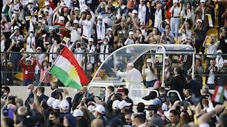 سفر پاپ فرانسیس به اربیل و موصل
