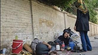 فقر و زندگی در خیابان