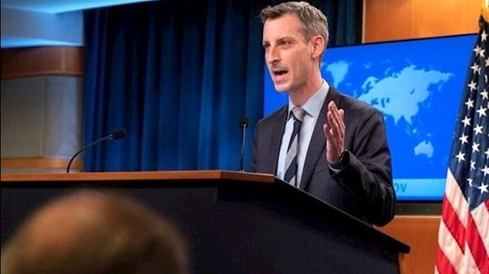 ندپرایس سخنگوی وزارتخارجه آمریکا