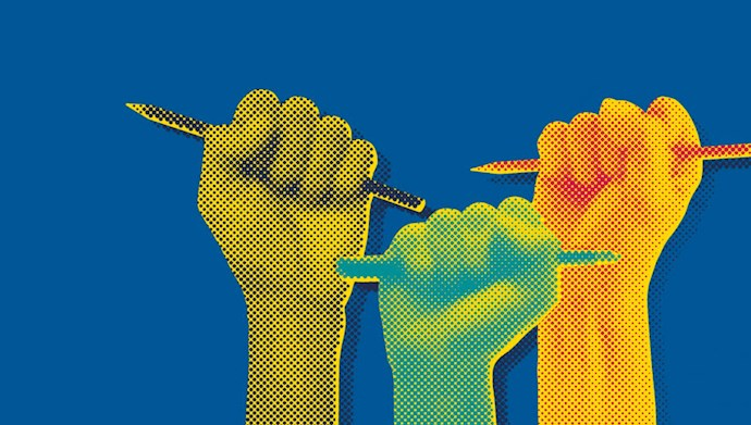 نقض آزادیهای مطبوعاتی در ایران