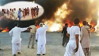 خیزش مردم بلوچستان
