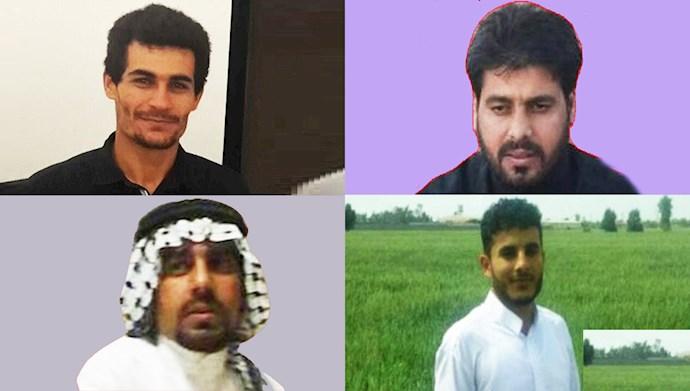 اعدام ۴زندانی سیاسی در زندان سپیدار اهواز