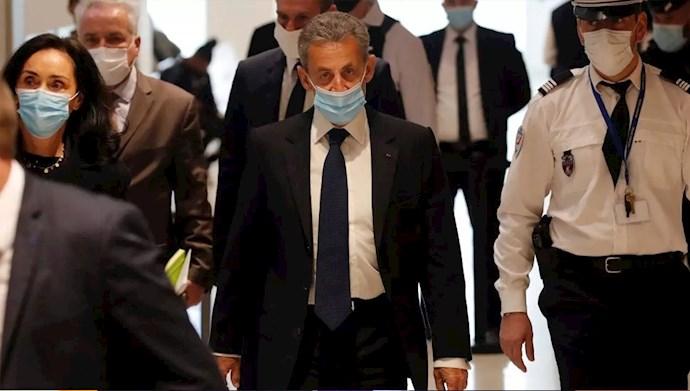 نیکلا سارکوزی رئیسجمهور سابق فرانسه به سه سال زندان محکوم شد