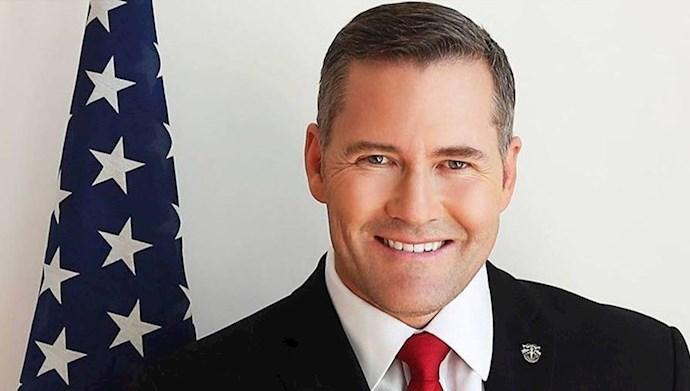 مایکل والتز نماینده جمهوریخواه کنگره آمریکا