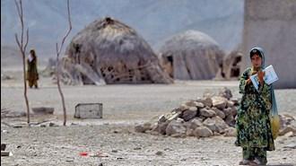 وضعیت مدارس کپری در بلوچستان