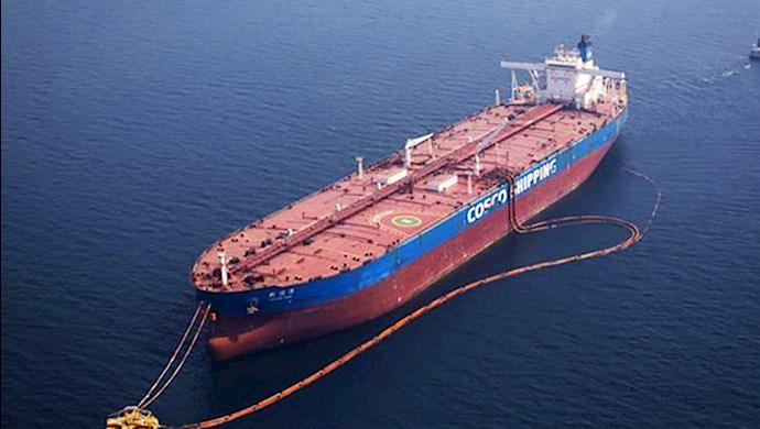 قاچاق نفت توسط رژیم ایران-آرشیو