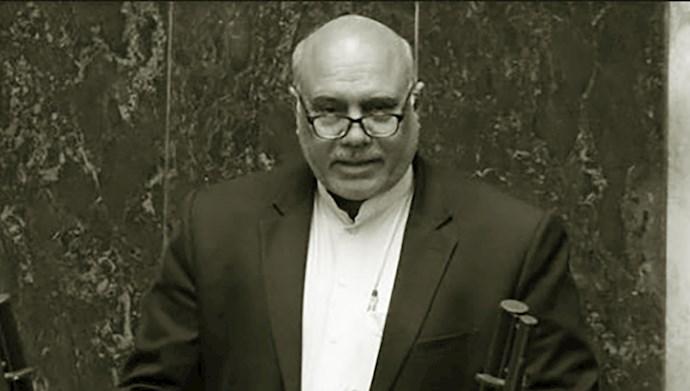 قاسم ساعدی، عضو مجلس ارتجاع