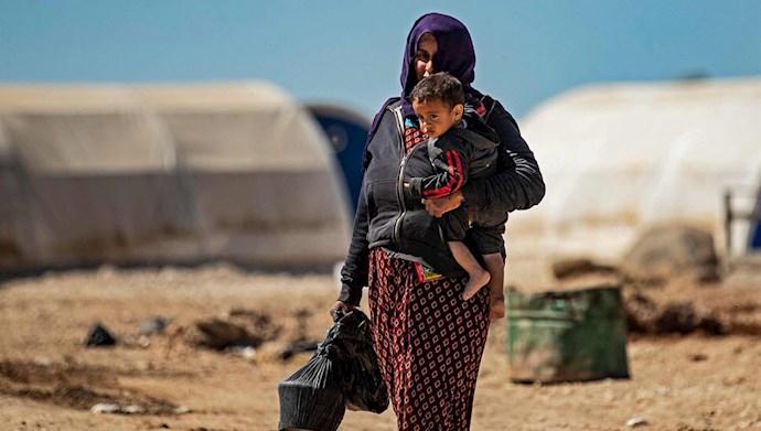 جنایات جنگی و انسانی رژیم اسد در سوریه