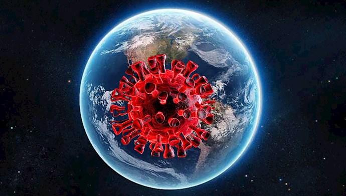 کرونا در جهان