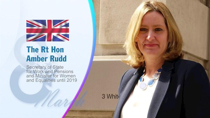 امبر راد - وزیر کشور انگلستان (۲۰۱۸)، وزیر کار (۲۰۱۹)