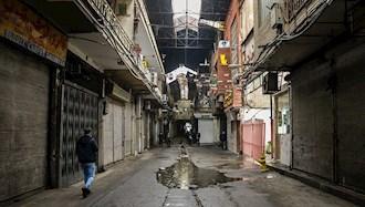 تعطیلی بازار تهران