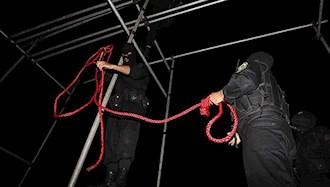 اعدام جنایتکارانه زندانیان