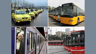 گران شدن کرایههای حمل ونقل عمومی در تهران
