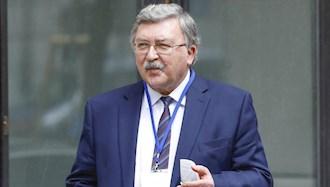میخائیل اولیانوف نماینده دائمی روسیه در سازمانهای بینالمللی در وین