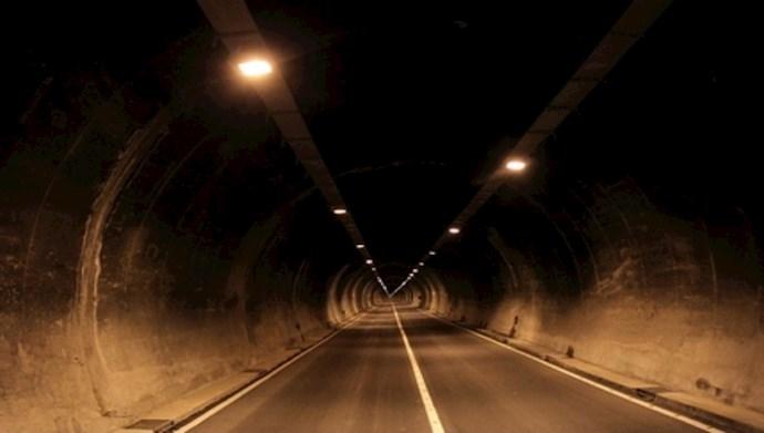 تونل وحشت