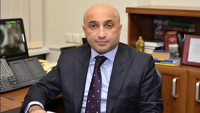 گوندوز مامدوف، معاون دادستان کل اوکراین
