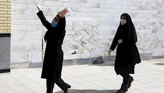 گسترش کرونا در ایران