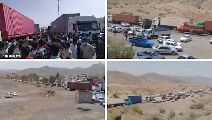 کارگران معترض معدن فاریاب