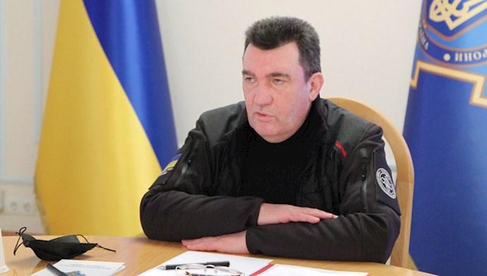 اولکسی دانیلوف، دبیر شورای دفاع و امنیت ملی اوکراین