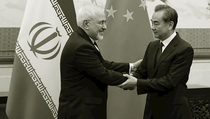 قرارداد خائنانه ۲۵ساله بین ایران و چین