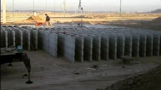 نصب قبرهای ۴طبقه برای افزایش امکان دفن متوفیان در بهشت زهرا