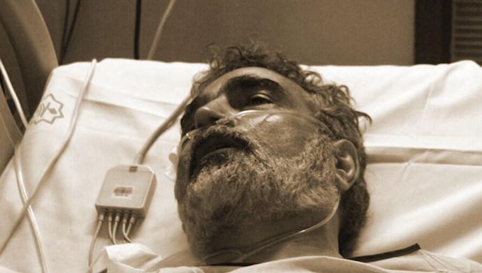 بهروز کمالوندی مجروح در نطنز