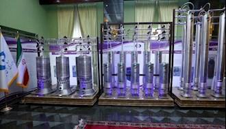 نگرانی سه قدرت اروپایی از غنی سازی اورانیوم توسط رژیم ایران