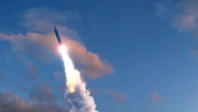 موشک بالستیک - عکس از ارشیو