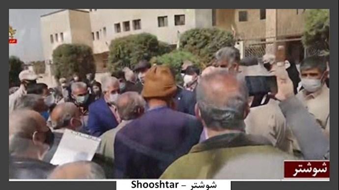 دومین تجمع سراسری بازنشستگان در ۲۵ شهر (۱۹ استان) - 7