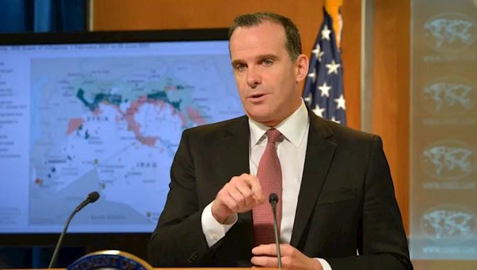 برت مکگورک، هماهنگکننده سیاستهای مربوط به خاورمیانه در شورای امنیت ملی آمریکا