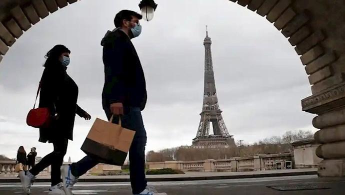 کرونا در فرانسه