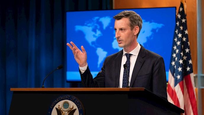 ند پرایس، سخنگوی وزارتخارجه آمریکا