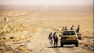 هنگ مرزی رژیم در سیستان و بلوچستان