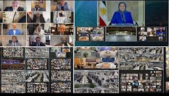 کنفرانس بینالمللی عربی اسلامی - رمضان۱۴۰۰