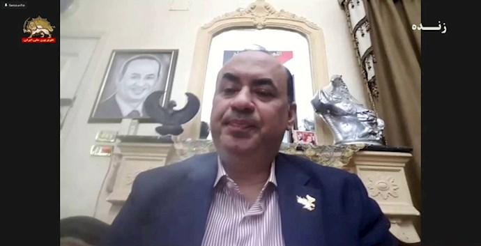 احمد رفعت- نماینده پارلمان مصر