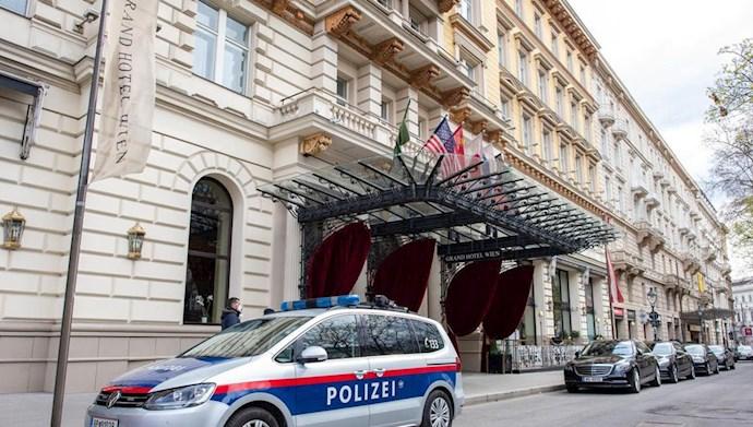 هتلی در وین - محل برگزاری هجدهمین نشست کمیسیون برجام