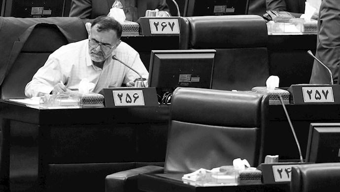 مهرداد ویس کرمی عضو مجلس ارتجاع