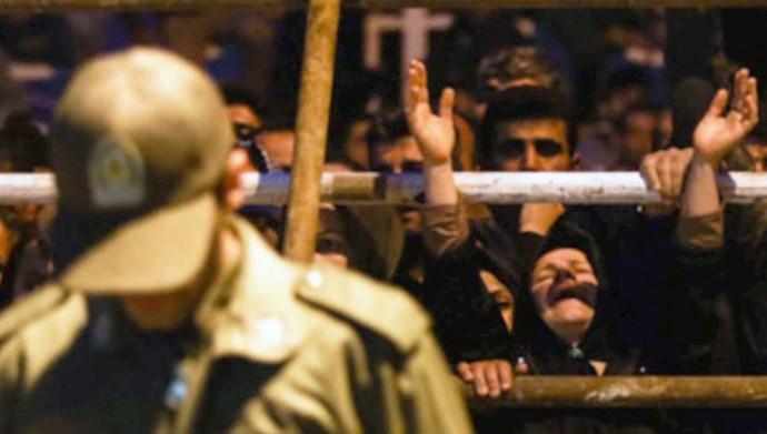 رژیم ایران دارای بالاترین شمار اعدام