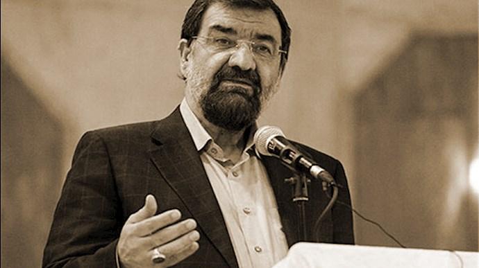 پاسدار محسن رضایی